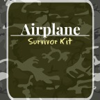 Airplane Survival Kit