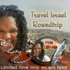 Not Too late to pack your bags for Israel $548 is the going rate!