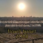 Travel Israel 2019